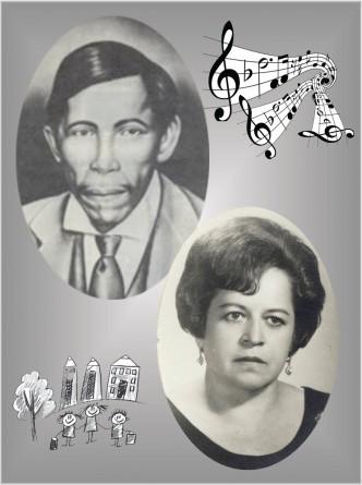 Abundio Martínez y María Vargas de Ita